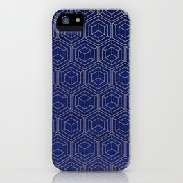 Hexagold iPhone Case