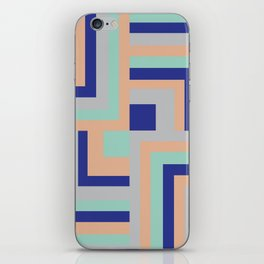 Four Squared iPhone Skin
