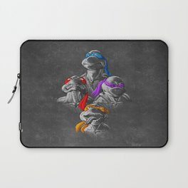 THE BROTHERHOOD - B&W Laptop Sleeve