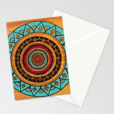 Golden Girl Stationery Cards