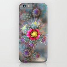 Hedgehog Cactus iPhone 6 Slim Case