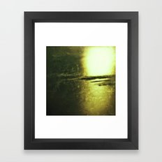 Abstract #6 (Untitled) Framed Art Print