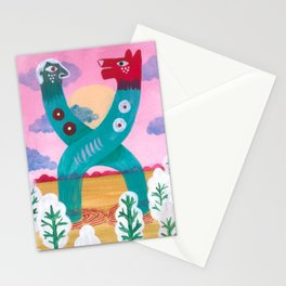 Two Soulds Stationery Cards