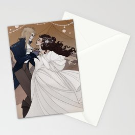 Labyrinth Stationery Cards