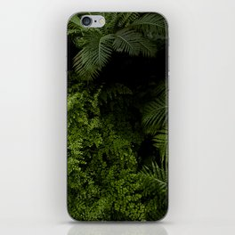 Tropical jungle. iPhone Skin
