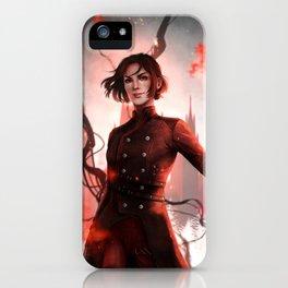 Lila Bard iPhone Case