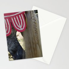Jousting Horse - The Grey Stationery Cards