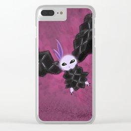 Aja dragemon Clear iPhone Case