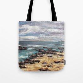 Kona Bay Tote Bag