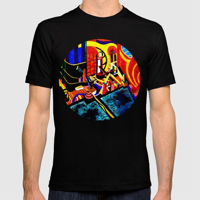 US & Japanese landscape nightmare   T-shirt