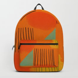 Flags 2 Backpack