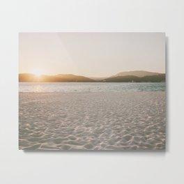 Summer Sun Metal Print