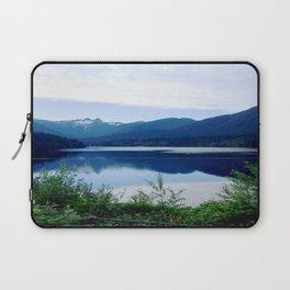 Beautiful Mountain side Laptop Sleeve