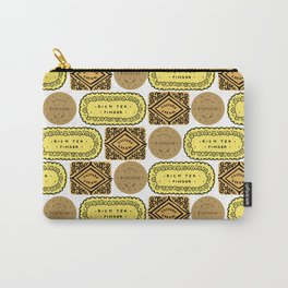Biscuit Bricks Carry-All Pouch