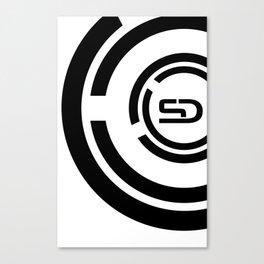 syk designz Canvas Print