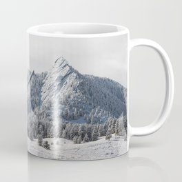 Frosty Flatirons Coffee Mug