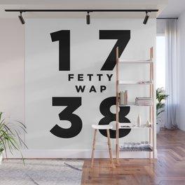 1738 Fetty Wap Wall Mural