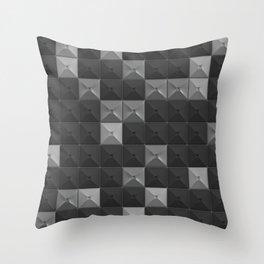 square puzzle Throw Pillow