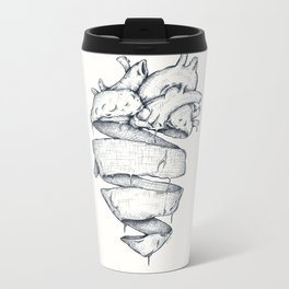 Heartbreaker Metal Travel Mug
