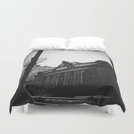 Grand Central NYC Duvet Cover