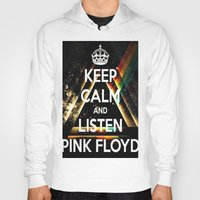floyd Hoodies featuring Pink Floyd by Iotara