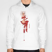 nurse Hoodies featuring Nurse Candy by irmino/Pin-oops !