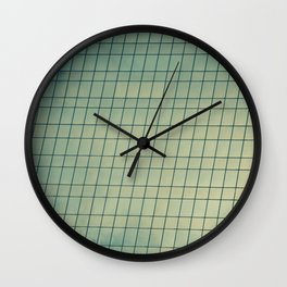 Skyward Mosaic Wall Clock