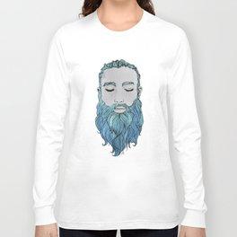 BEARD ELIJAH Long Sleeve T-shirt