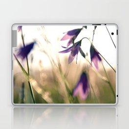 Bluebells in the meadow  Laptop & iPad Skin