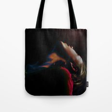 Leaning Toward the Sunshine Tote Bag