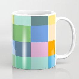 Shades of Spring Green Coffee Mug