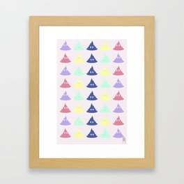 Caquitas Framed Art Print