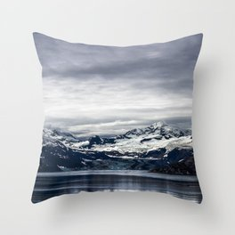 Majestic Landscape Throw Pillow