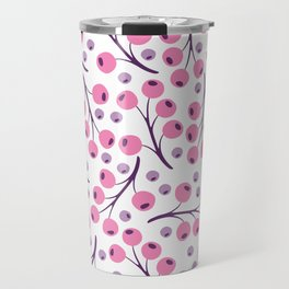 Sweet berries pattern Travel Mug