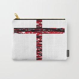 Frances Biblical ART CROSSES BEAUTY Carry-All Pouch