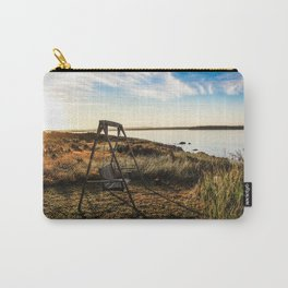 Windswept Swing by the Sea Carry-All Pouch