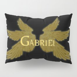 Archangel Gabriel Wings Pillow Sham