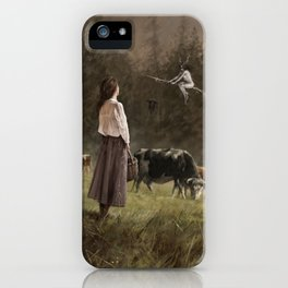 If I only could... iPhone Case