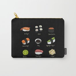 Sushi Days two Carry-All Pouch