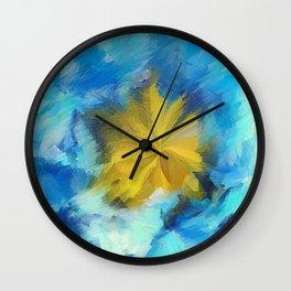 Frantic Wall Clock