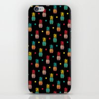 pineapples iPhone & iPod Skins featuring Pineapples! by Rendra Sy