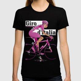 GIRO D'ITALIA Grand Cycling Tour of Italy T-shirt