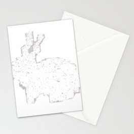 Lupine Stationery Cards