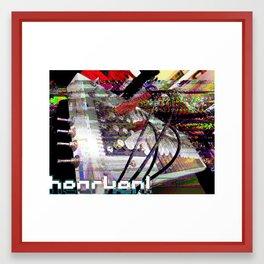 CASK-10 Framed Art Print