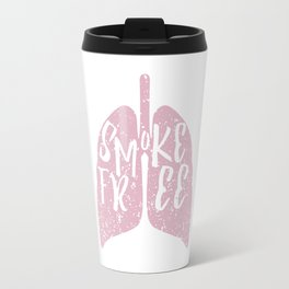 Smoke Free Travel Mug