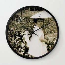 Mabel & Dolly Wall Clock