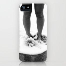 Under Your Breath iPhone Case