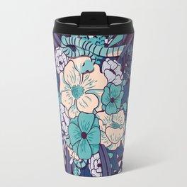 Jungle Bouquet 002 Travel Mug