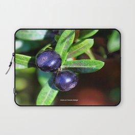 Fruto Selvagem - Photo by Elikah França - Brasil Laptop Sleeve