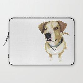Watercolour Dog Laptop Sleeve